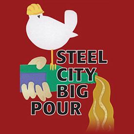 Steel City Big Pour Event Logo
