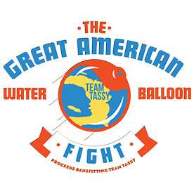 The Great American Water Balloon Fight Event Logo