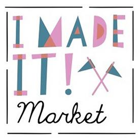 I made it! Market Event Logo